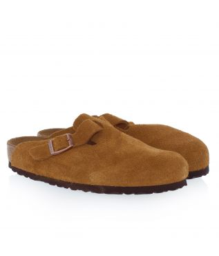 Сандалии Boston Narrow Mink Suede