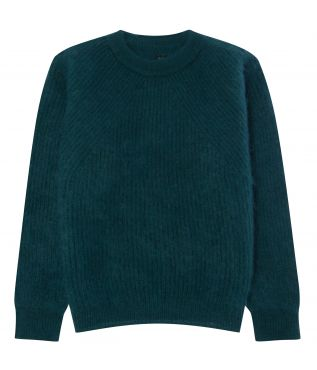 Свитер Kid Mohair Crewneck Green