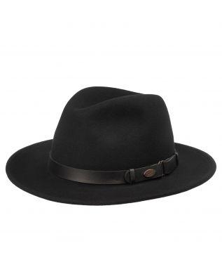 Шляпа Lancey Black