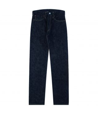 Джинсы 16.25oz. Slim Straight One Wash Indigo