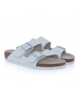 Сандалии Arizona Narrow White Leather