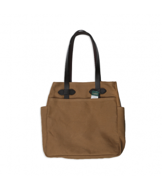 Сумка Tote No Zipper Dark Tan