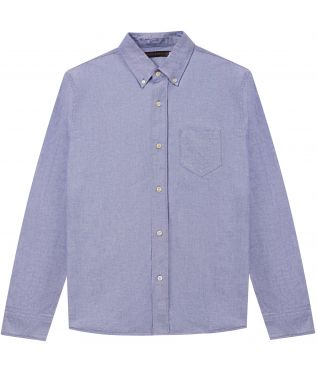 Рубашка Oxford Button Down Blue