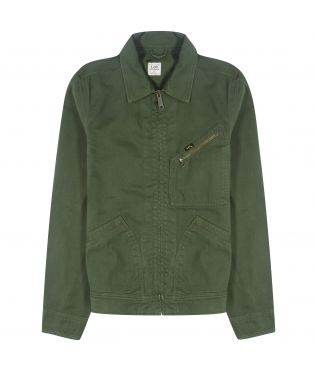 Куртка 101 Zip Jacket Loden Green