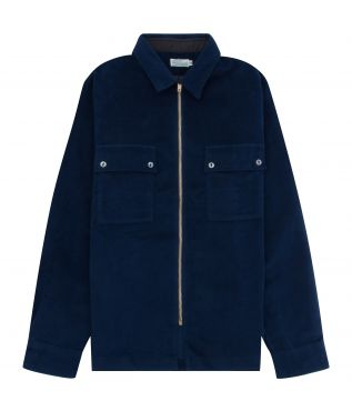 Рубашка Blanket Full Zip Navy