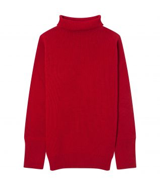 Свитер Sailor Turtleneck Red