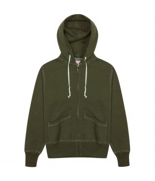 Толстовка Full Zip Olive Green