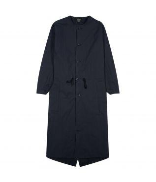 Пальто No Collar Nylon Black