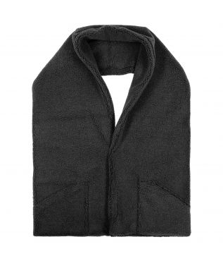 Шарф Fleece Reversible Charcoal Grey