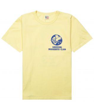 Футболка Mosquito Club Yellow