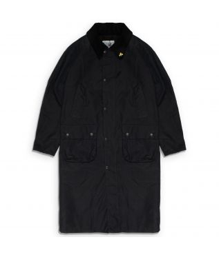 Куртка Landowner Long Wax Navy