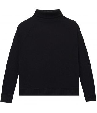 Толстовка Rib Turtleneck Black