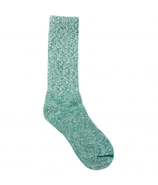 Носки Cotton Ragg Green/White