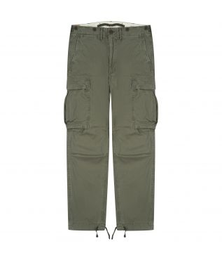 Брюки Surplus Cargo Cotton Dark Olive