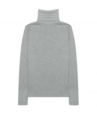 Лонгслив High Neck Thermal Grey