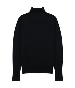 Свитер Light Turtleneck Black