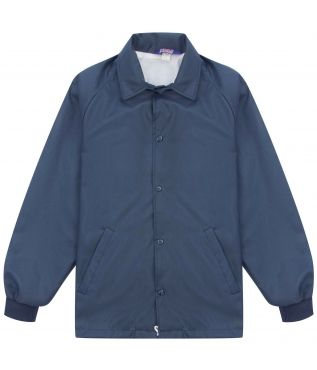 Куртка Coach's Flannel Lining Navy