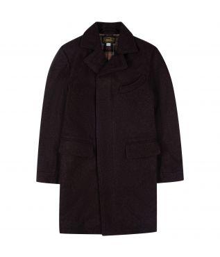 Пальто Chester Wool Melton Charcoal