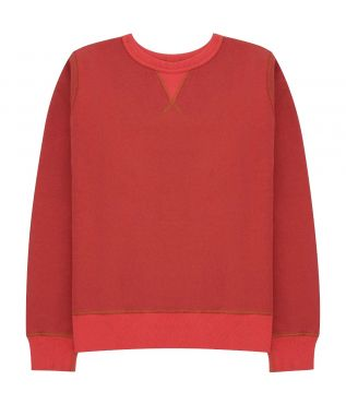 Толстовка Cotton Solid Red