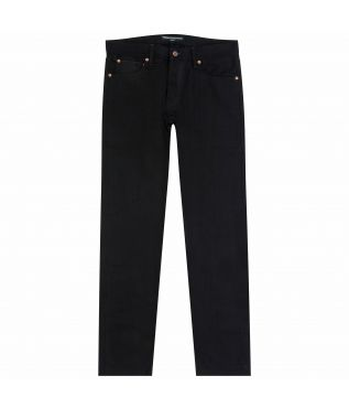 Джинсы Selvedge Canvas Black