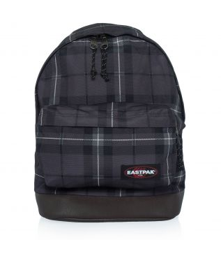 Рюкзак Wyoming Checked Black