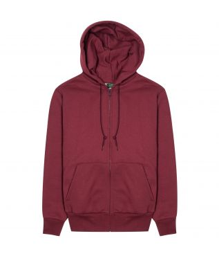 Толстовка Thermal Zip Burgundy
