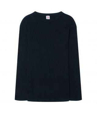 Лонгслив Thermal Waffle Shirt Black