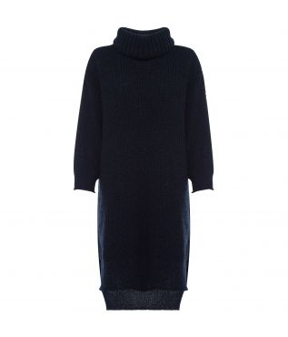 Платье Turtleneck Wool Big Navy