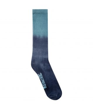 Носки Dip Dye Hemp Light Blue/Dark Blue