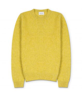 Свитер Round Neck Lemon