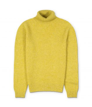 Свитер Turtle Neck Lemon