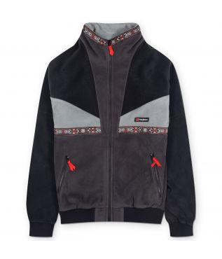 Куртка Tramantana 91 Jet Black/Grey Pinstripe