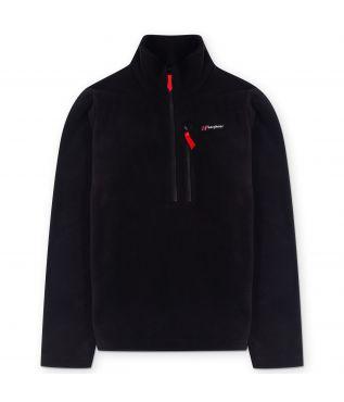 Куртка Prism Heritage Half Zip Black