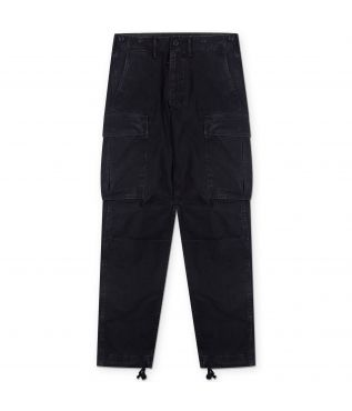 Брюки Surplus Cargo Cotton Black