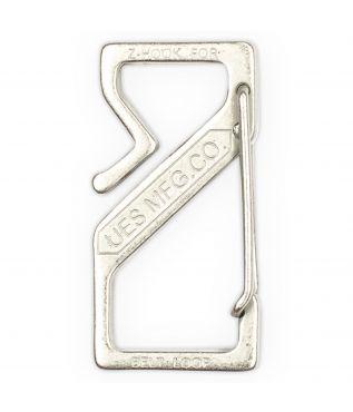 Брелок Z-Hook Brass Silver