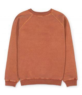 Толстовка Plain Style Brown