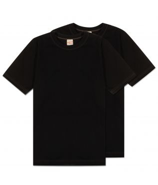 Футболка Cotton 2 Pack Black
