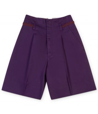 Шорты Tuck Half Purple
