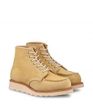 """Ботинки 3423 6"""" Women's Moc Toe Butter Abilene"""