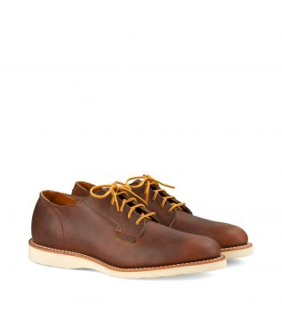 Ботинки 3118 Postman Oxford Copper Rough & Tough