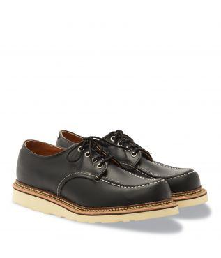 Ботинки 8106 Oxford Black Chrome