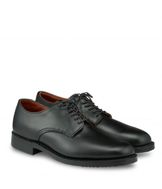 Ботинки 9431 Williston Oxford Black Featherstone