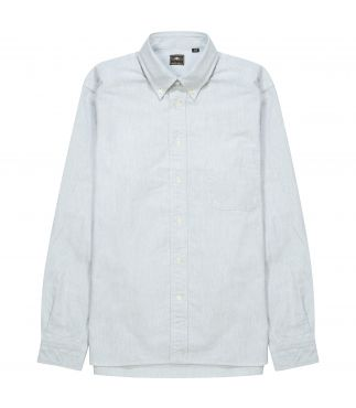 Рубашка Oxford Button-Down Grey