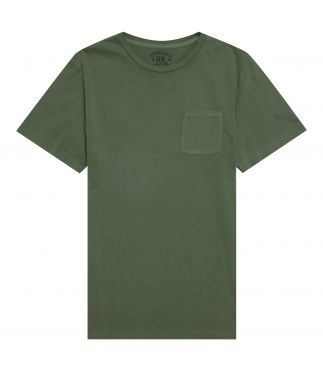 Футболка Crew Cotton Heartland Green