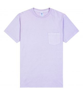 Футболка Pigment Pocket Lilac