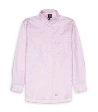 Рубашка Oxford Button Down Pink