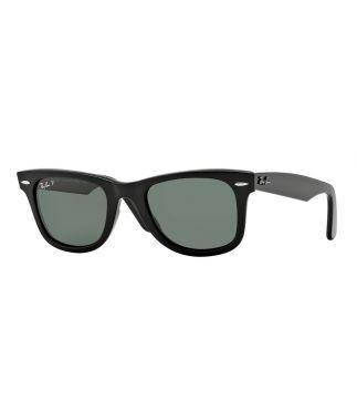 Очки солнцезащитные Wayfarer Classic Black Polarized