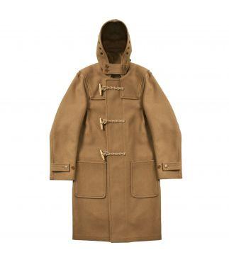Пальто 34oz. Duffle Wool Camel