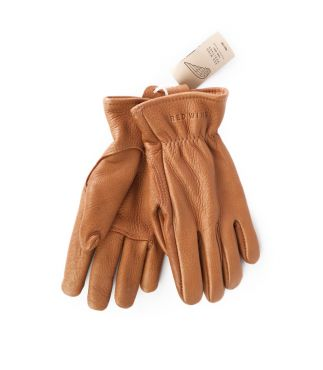 Перчатки Nutmeg Buckskin Leather Llined