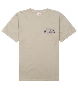 Футболка Aloha Grey